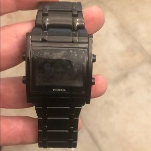 Fossil Metal series Watch never worn